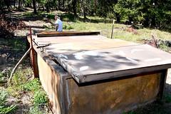 Carloni Kiln with lid closed