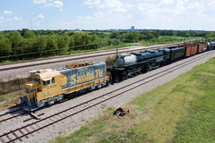 ATSF 2428 - Frisco TX