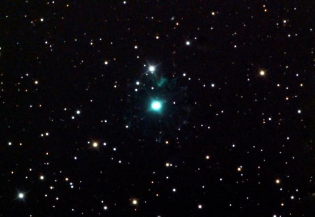 NGC6543 the Cats Eye Nebula