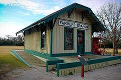 Farmers Branch, Texas Depot