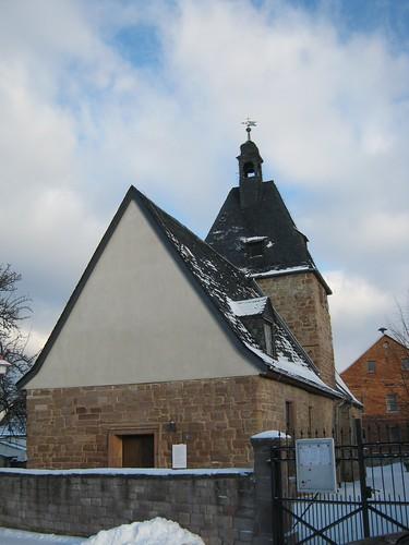 St johannis Baptistae zu Rottleben (Kyffh)