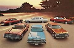 Cadillacs for 1978