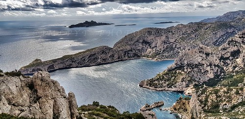 Calanque de Morgiou - Marseille - Côte d'Azur FRance