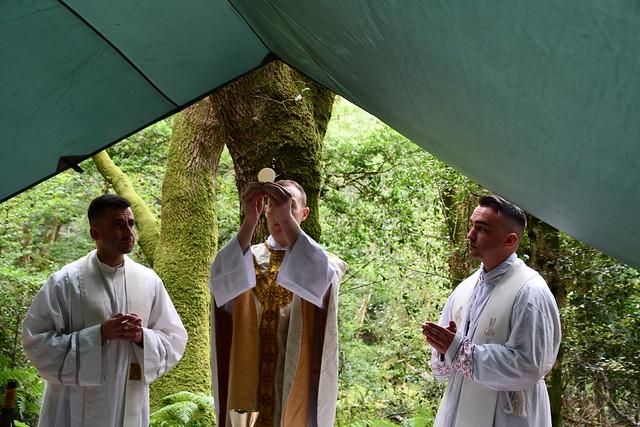 Junior clergy go 'Beyond The Wild'