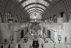 Musée d'Orsay - a Palais des beaux arts