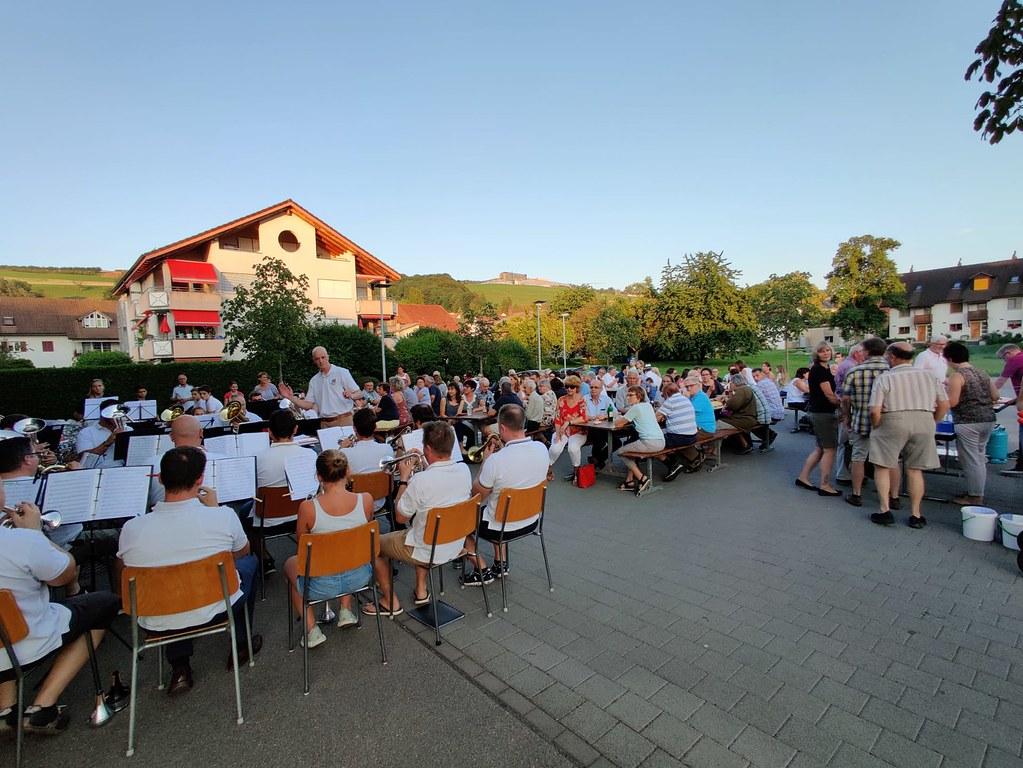 Dorfplatzkonzert