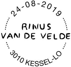 15 Rinus Van De Velde Kessel-Lo
