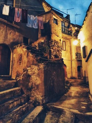 Serata. Calabria 2019. #calabria #street #oldtown #city #italy