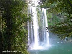Misol-Ha Wasserfall Chiapas