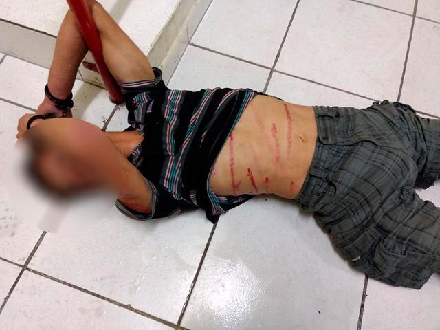 """Funcionário ameaça criança: """"Você vai ficar em uma cela cheio de moleques da sua idade, ou mais velho, tem uns lá que gostam de abusar"""" - Créditos: Foto: Divulgação"""