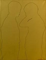 Costa Pinheiro Projected Shadow (1963) - Lurdes Castro (1930)