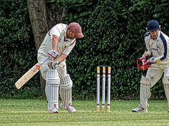 Cockfosters CC v Radlett CC at Cockfosters, London, England 19