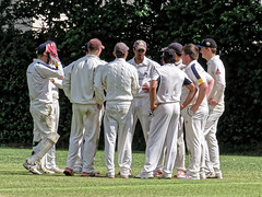 Cockfosters CC v Radlett CC at Cockfosters, London, England 40