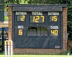 Cockfosters CC v Radlett CC at Cockfosters, London, England 25