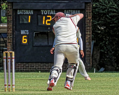 Cockfosters CC v Radlett CC at Cockfosters, London, England 21