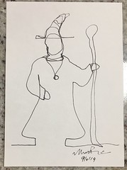 245/365. Wizard #100gifts