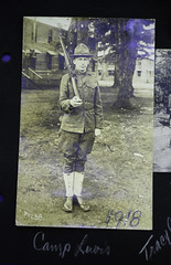 Tracy Clark 91st Division
