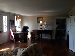 The Inn at Meander Plantation - Parlor in main house