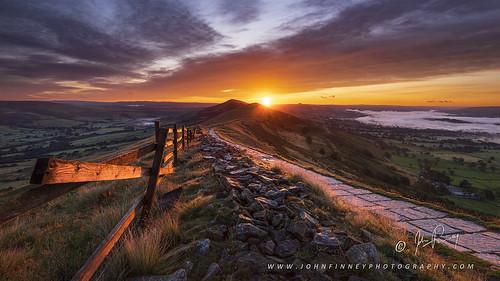 Great Ridge sunrise