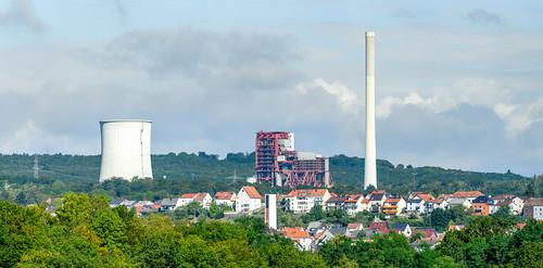 Kraftwerk Weiher