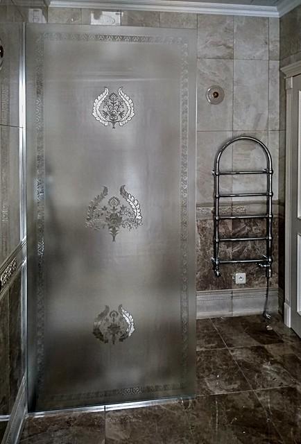 Luxusní sprchový kout zástěna