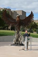 Phoenix Sculpture Dedication-5