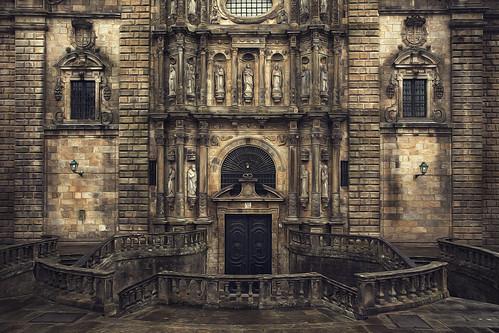 Iglesia del Monasterio de San Martín Pinario