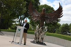 Phoenix Sculpture Dedication-12