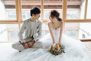 婚紗寫真|Han & Chu