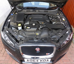 Jaguar Engine (2014)