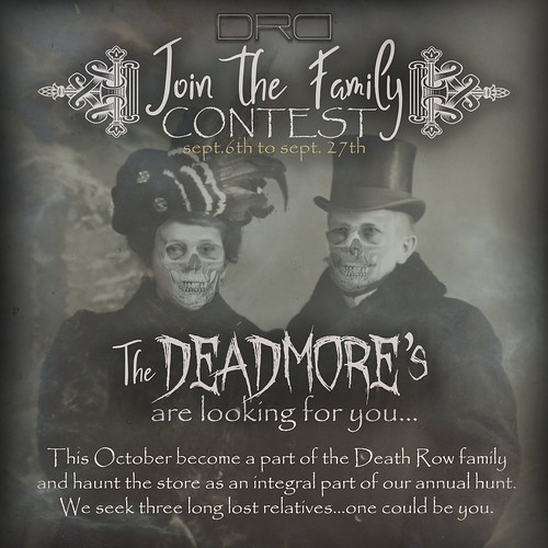 Join the Family Contest