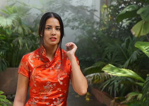 Esmeralda - Asian shoot