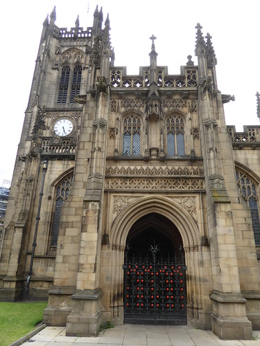 South Porch, Manchester Cathedral