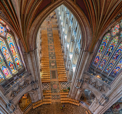 Ely Cathedral, Cambridgeshire - the Crossing