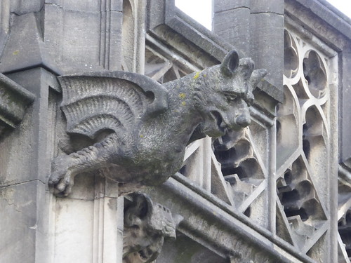 Gargoyle, Manchester Cathedral