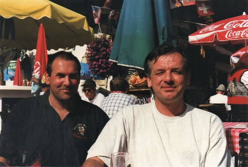 The Wildmoosalm, Seefeld, Austria 1997