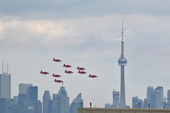 Rooftop CNE Airshow