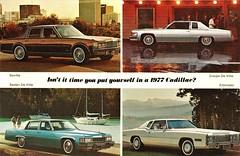 The 1977 Cadillacs