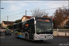 Mercedes-Benz Citaro C2 – Cars Lacroix / STIF (Syndicat des Transports d'Île-de-France) / Le Parisis n°970