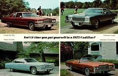 The 1975 Cadillacs