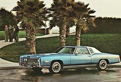 1976 Cadillac Fleetwood Eldorado Coupe