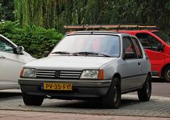 1986 Peugeot 205 XR 1.4