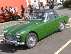 Austin-Healey Sprite Mark III (1966)