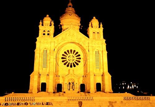 Templo de Santa Luzia - Viana do Castelo.
