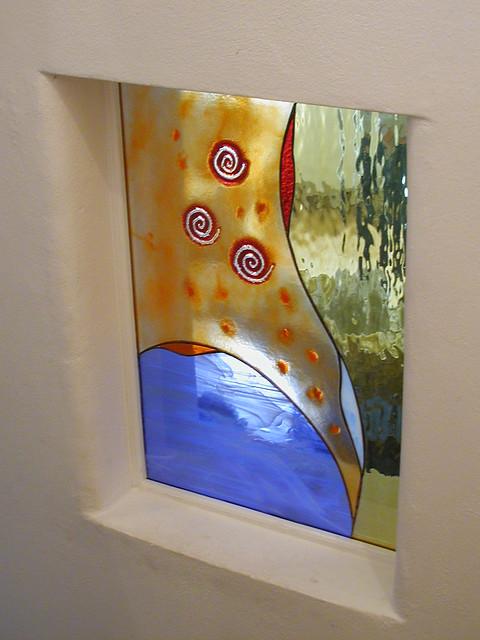fusingové sklo