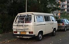 1985 Volkswagen Bestel 1.6 TD (T3)