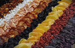 Trockenfrüchte - Frutta secca
