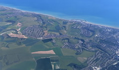 Woodingdean From The Air