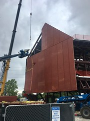 Ruby City construction