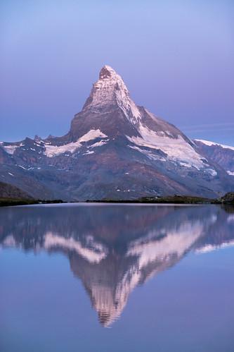 Matterhorn before sunrise